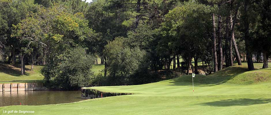 Seignosse golf club